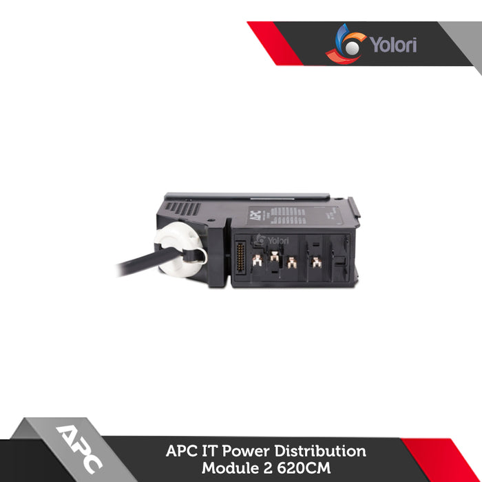 PDM2330L6-31-620, Harga APC IT Power Distribution Module 2 Pole 3 Wire 30A L3-L1 L6-30 620CM, Spesifikasi APC IT Power Distribution Module, Yolori menjual Power Distribution Unit dengan katalog yang sangat lengkap :  OSRAM, Harga Rack, APC, Schneider Electric, ABBA, Austin Hughes, Litech, Netgear, IndoRack, Dell EMC, Hitachi, Samsung, HPE, Electrolux.