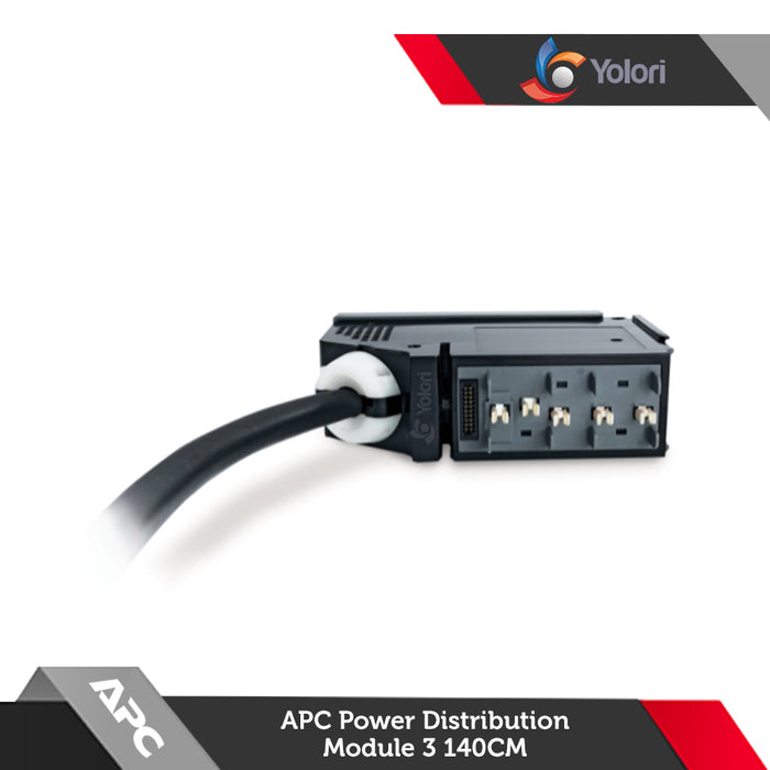 PDM316IEC-30R-140, Harga APC IT Power Distribution Module 3 Pole 5 Wire RCD 16A 30mA IEC309 140cm, Spesifikasi APC IT Power Distribution Module, Yolori menjual Power Distribution Unit dengan katalog yang sangat lengkap :  OSRAM, Harga Rack, APC, Schneider Electric, ABBA, Austin Hughes, Litech, Netgear, IndoRack, Dell EMC, Hitachi, Samsung, HPE, Electrolux.
