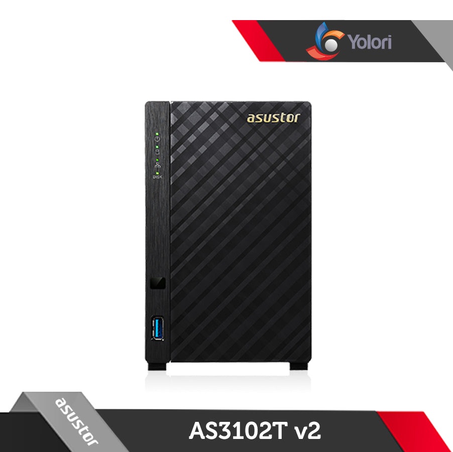 Jual ASUSTOR AS3102T v2