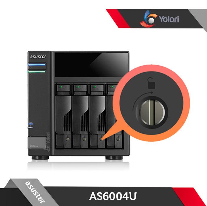 Jual ASUSTOR AS6004U