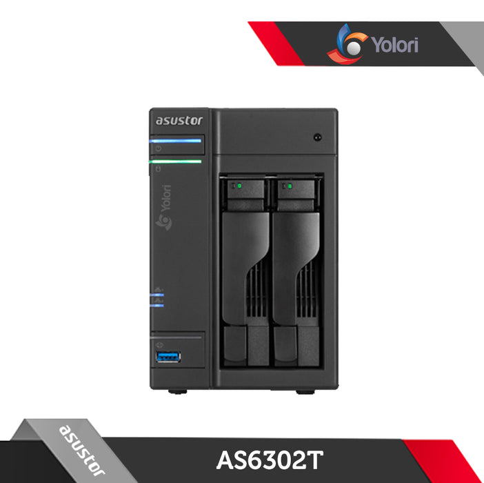 Jual ASUSTOR AS6302T