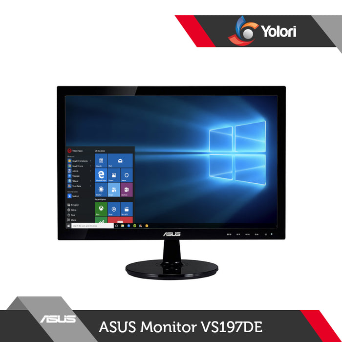 ASUSPRO D540MC-I38100020T [Ci3-8100, 4GB, 1TB, Intel HD, Windows 10] + ASUS Monitor 18.5""