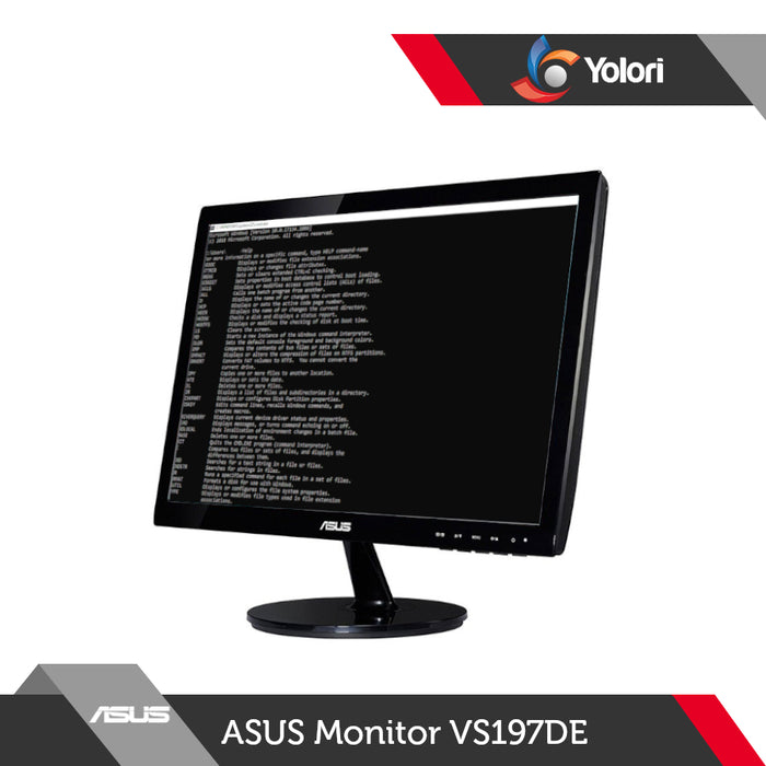 ASUSPRO D540MC-I381000080 [Ci3-8100, 4GB, 1TB, Intel HD, DOS] + ASUS Monitor 18.5""