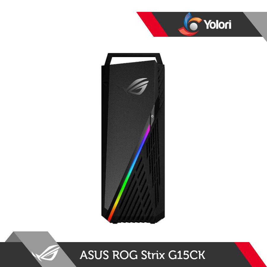 ASUS ROG Strix G15CK-I76S8T [Ci7-10700KF, 8GB, 1TB+512GB, Nvidia RTX2060S, Windows 10]