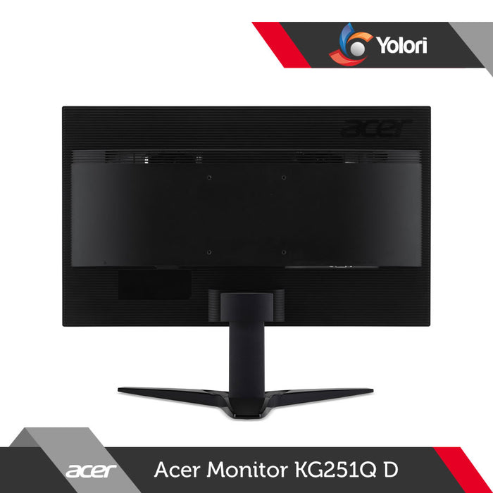 Acer Gaming Monitor KG251Q D
