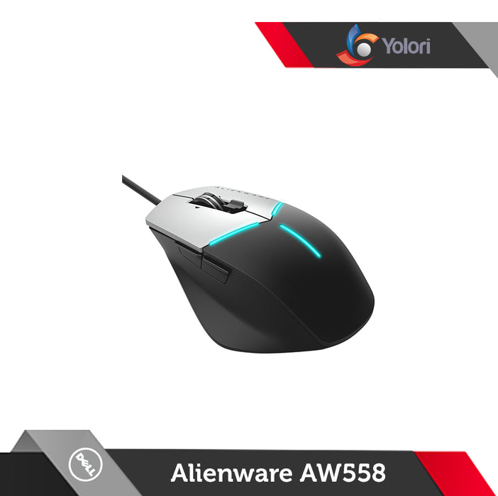 Alienware Advanced Gaming Mouse - AW 558