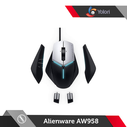 Alienware Elite Gaming Mouse - AW 958