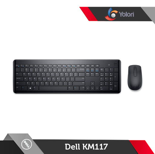 Dell Wireless Keyboard Mouse KM117