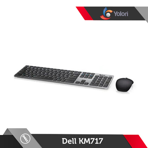 Dell Premier Wireless Keyboard and Mouse KM717