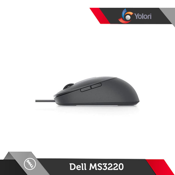 Dell Laser Wired Mouse MS3220