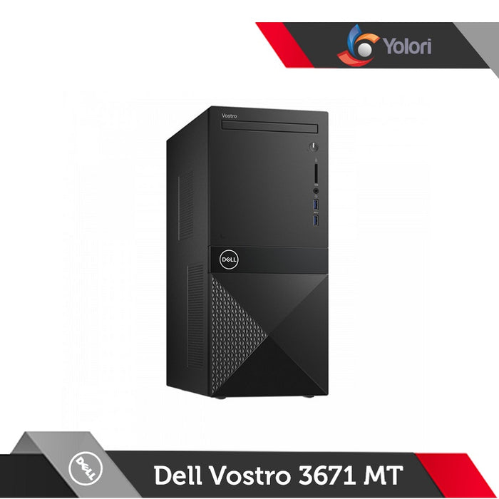 Dell Vostro 3671 MT [Ci5-9400, 4GB, 1TB, Intel HD, Windows 10]+Dell Monitor E2016HV
