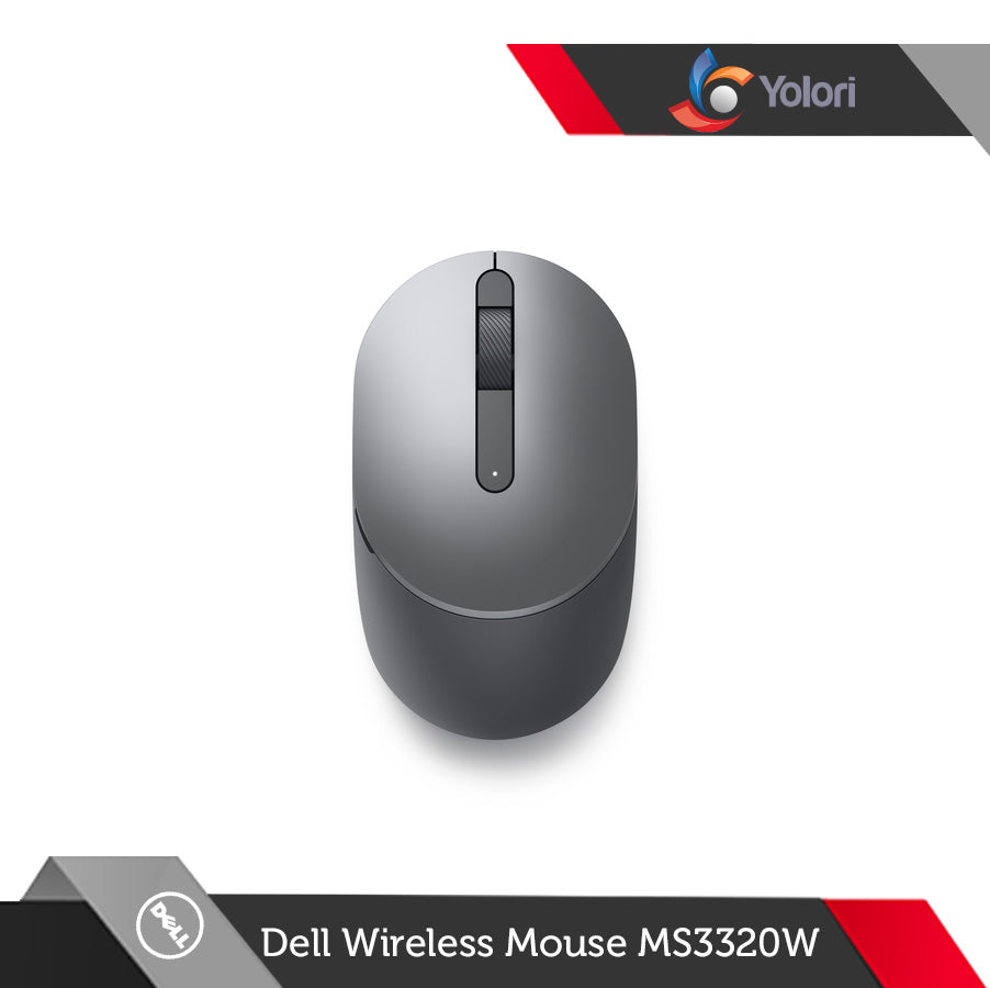 Dell Mobile Wireless Mouse MS3320W