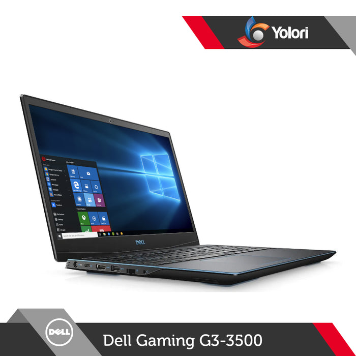 Dell Gaming G3-3500 [Ci7-10750H, 8GB, 512GB, Nvidia GTX1660Ti, Windows 10]