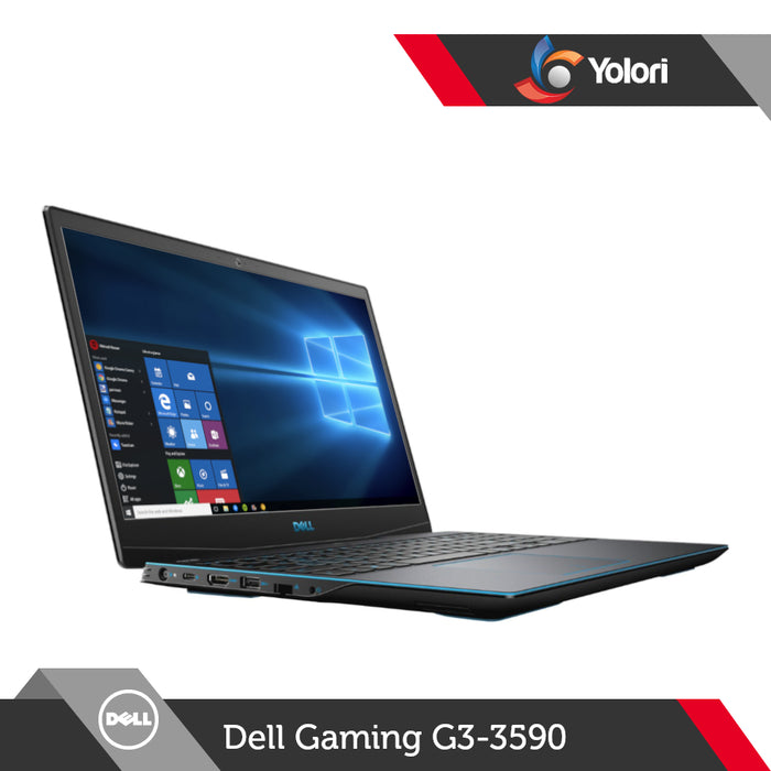 Dell Gaming G3-3590 [Ci7-9750H, 8GB, 512GB SSD, Nvidia GTX1060Ti, Windows 10]