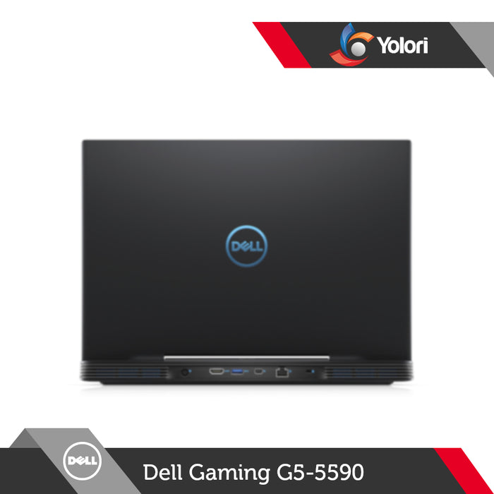 Dell Gaming G5-5590 [Ci7-9750H, 8GB, 1TB+256GB, Nvidia GTX1650, Windows 10]