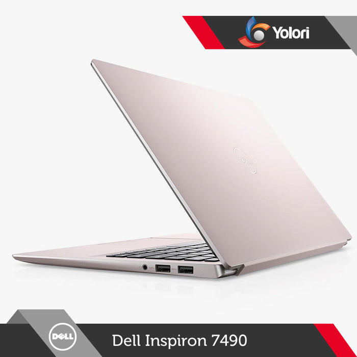 Dell Inspiron 7490 Ice Berry