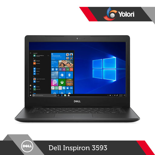 Dell Inspiron 15-3593 [Ci3-1005G1, 4GB, 1TB, Intel UHD, Windows 10]