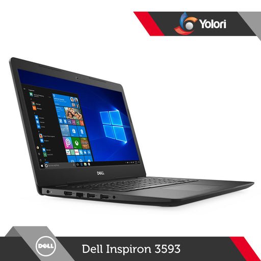 Dell Inspiron 15-3593 [Ci3-1005G1, 4GB, 256GB, Intel UHD, Windows 10]