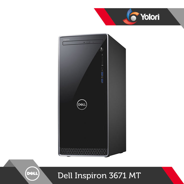 Promo Dell Inspiron 3671 MT