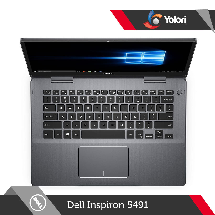 Dell Inspiron 5491 [Ci7-10510U, 8GB, 512GB, Nvidia 2GB, Windows 10]