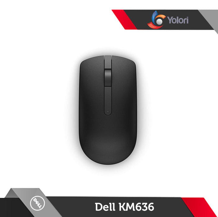 Dell Wireless Keyboard Mouse KM636
