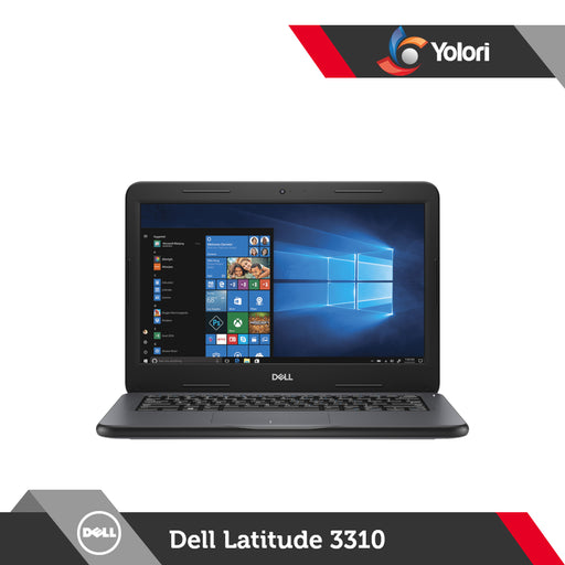 Dell Latitude 3310 [Ci5-8265U, 8GB, 256GB, UMA, Windows 10 Pro]