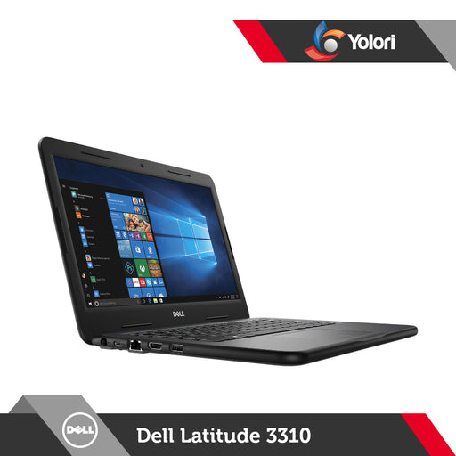 Dell Latitude 3310 [Ci3-8145U, 4GB, 256GB, UMA, Windows 10 Pro]