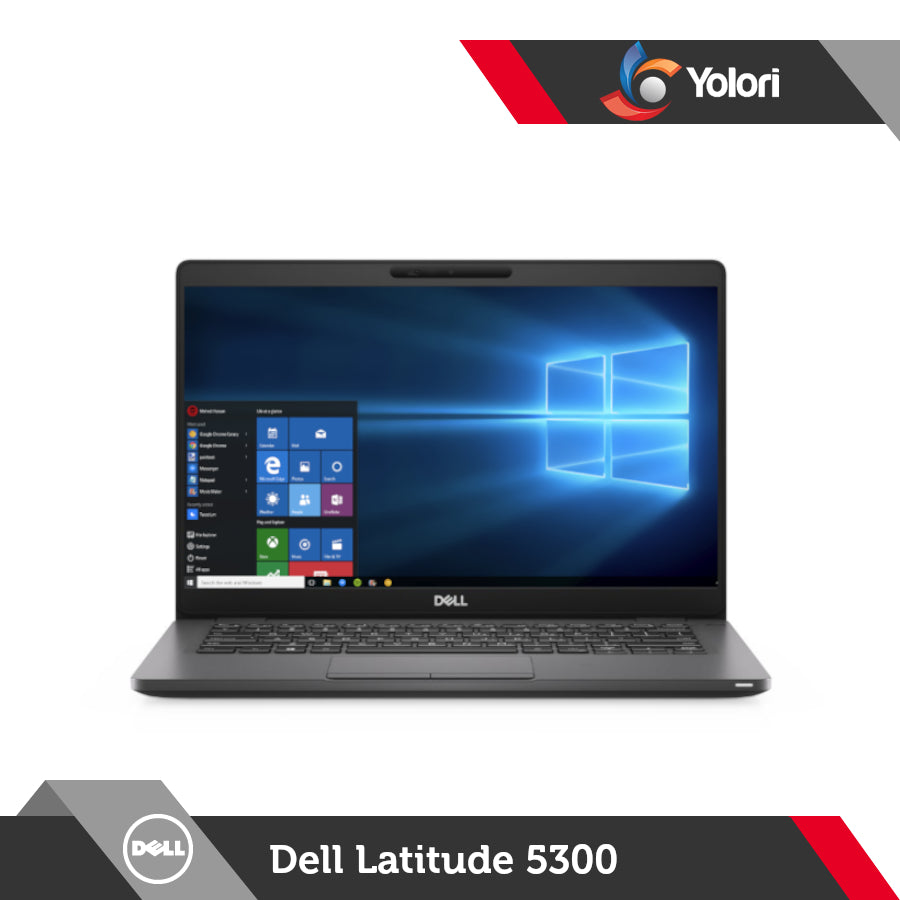 Dell Latitude 5300 [Ci5-8365U, 16GB, 512GB, Intel UHD, Windows 10 Pro]
