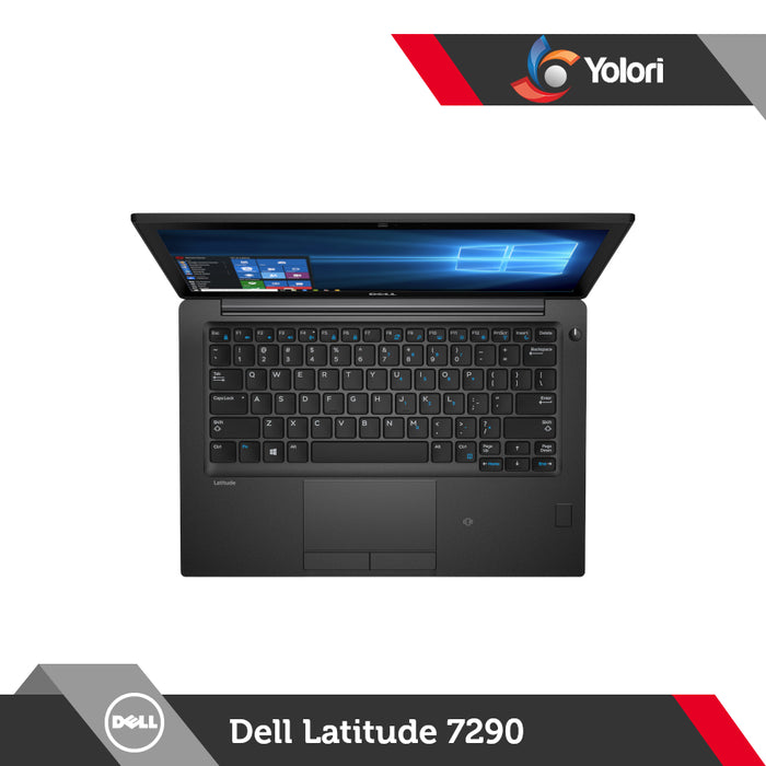 Dell Latitude 7290 [Ci7-8650U, 16GB, 512GB, Intel UHD, Windows 10 Pro]