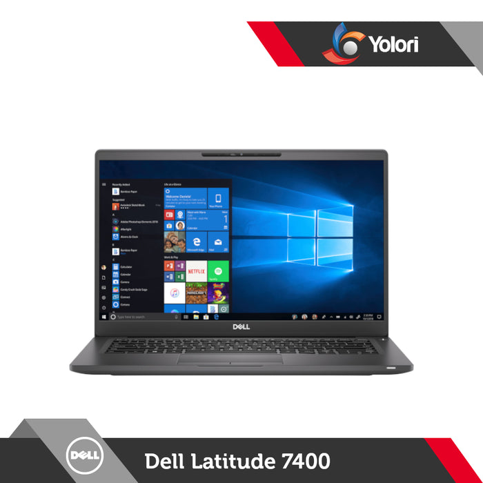 Dell Latitude 7400 [Ci5-8365U, 8GB, 512GB, Intel UHD, Windows 10 Pro]