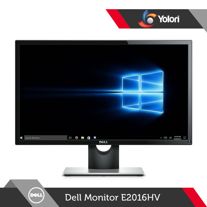 Dell Monitor E2016HV