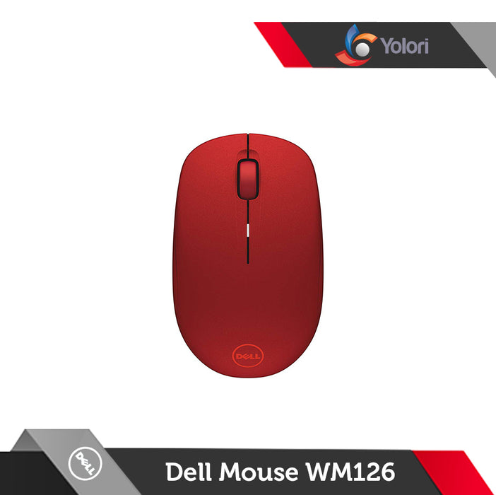 Dell Mouse Wireless WM-126