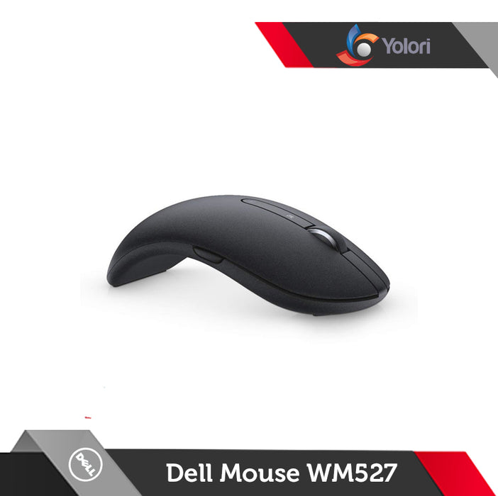 Dell Premier Wireless Mouse WM-527 Hitam