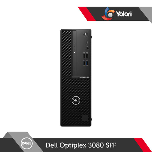 Dell Optiplex 3080 SFF [Ci3-10100, 4GB, 1TB, Intel UHD, Windows 10] + Dell Monitor E2020H