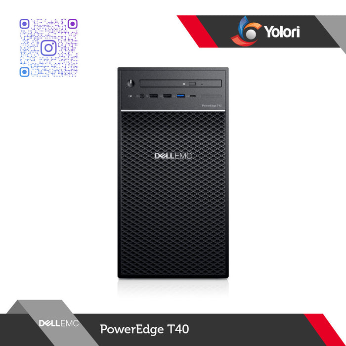 Promo Dell PowerEdge T40
