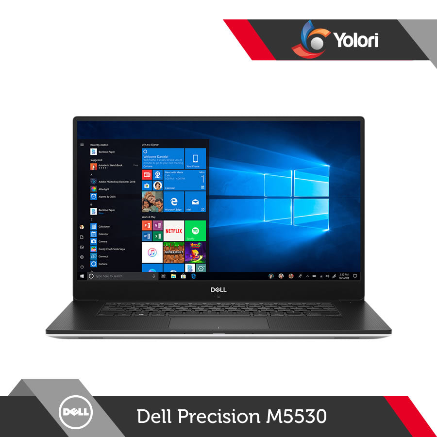 Jual Dell Precision M5530
