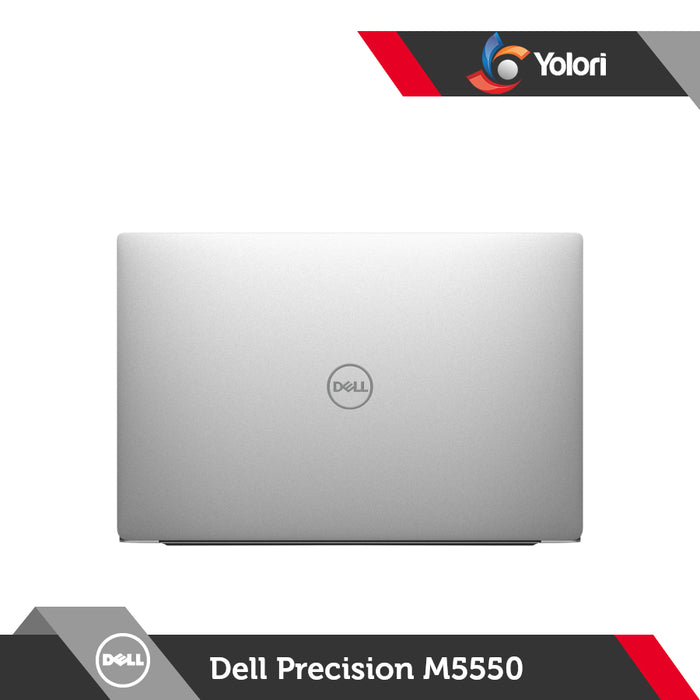 Dell Precision M5540 [E-2276M, 16GB, 512GB, Nvidia Quadro T2000, Windows 10 Pro]