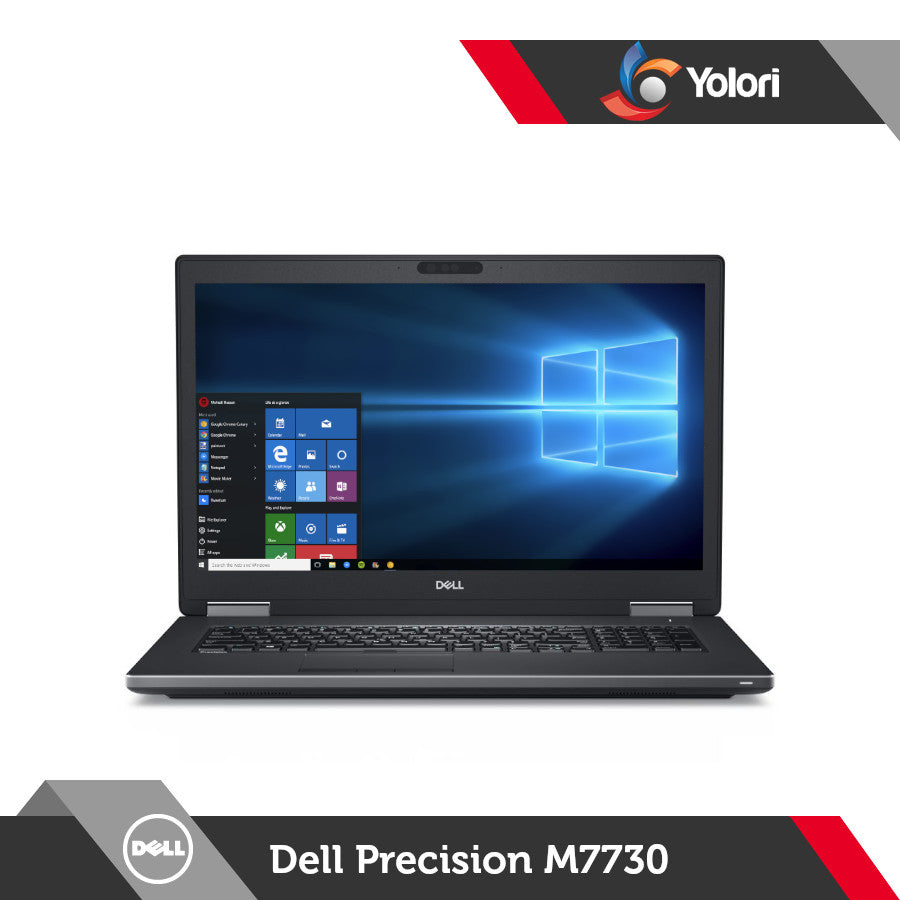 Jual Dell Precision M7730