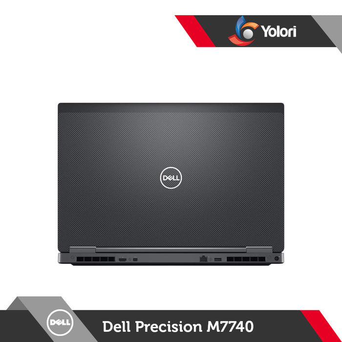 Dell Precision M7740 [Ci9-9980HK, 32GB, 1TB, Nvidia Quadro RTX 4000, Windows 10 Pro]