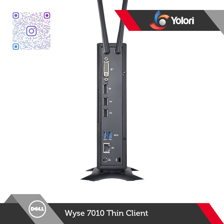 Spesifikasi Dell Wyse 7010 Thin Client