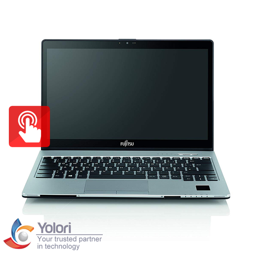 "Fujitsu Lifebook S937-05 [13.3"" FHD Touch, Ci5-7200U, 8GB, 256GB, Intel HD, Windows 10 Pro, Silver] - yoloristore"