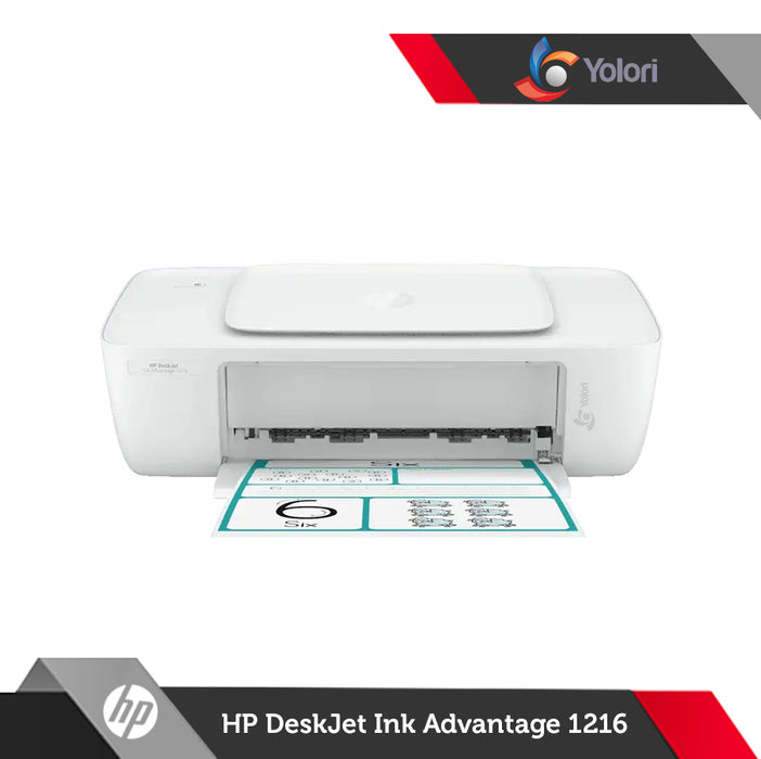 HP DeskJet Ink Advantage 1216