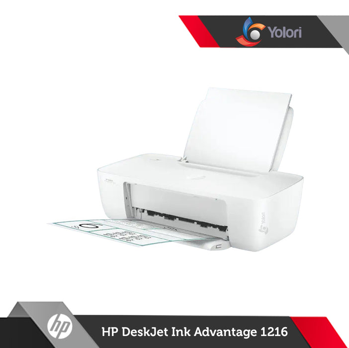 Harga HP DeskJet Ink Advantage 1216