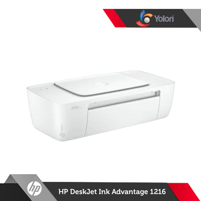 Spesifikasi HP DeskJet Ink Advantage 1216