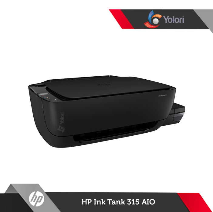 Harga HP Ink Tank 315 All In One