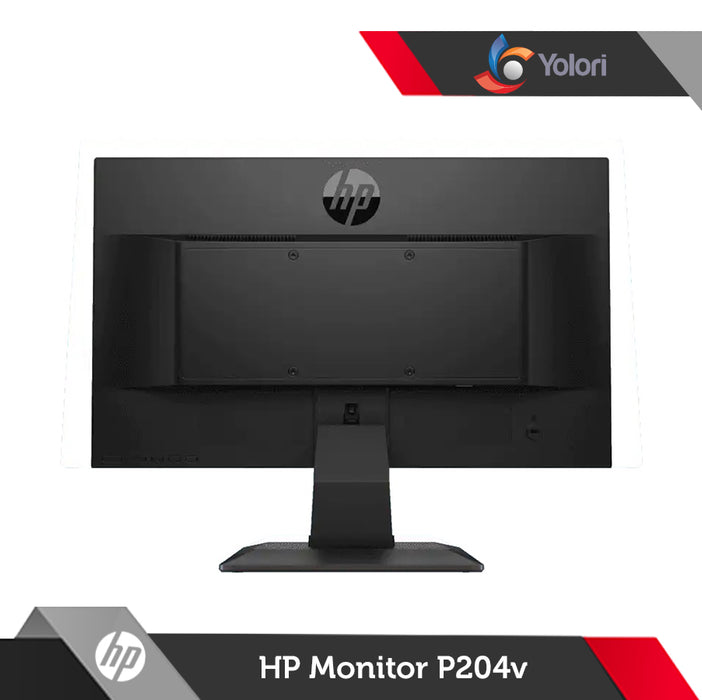 HP Monitor P204v [19.5 HD+ (1600 x 900) TN with LED Backlight Display