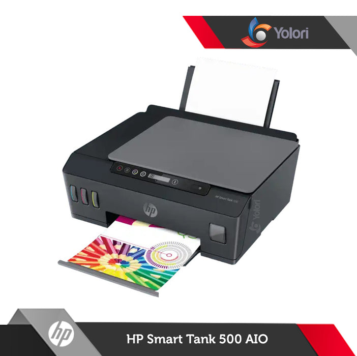 Spesifikasi HP Smart Tank 500 All In One