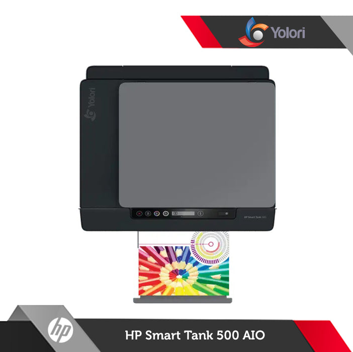 Promo HP Smart Tank 500 All In One