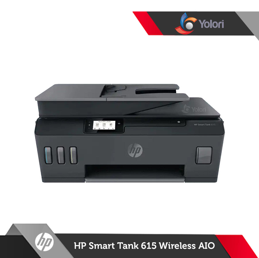 HP Smart Tank 615 All In One