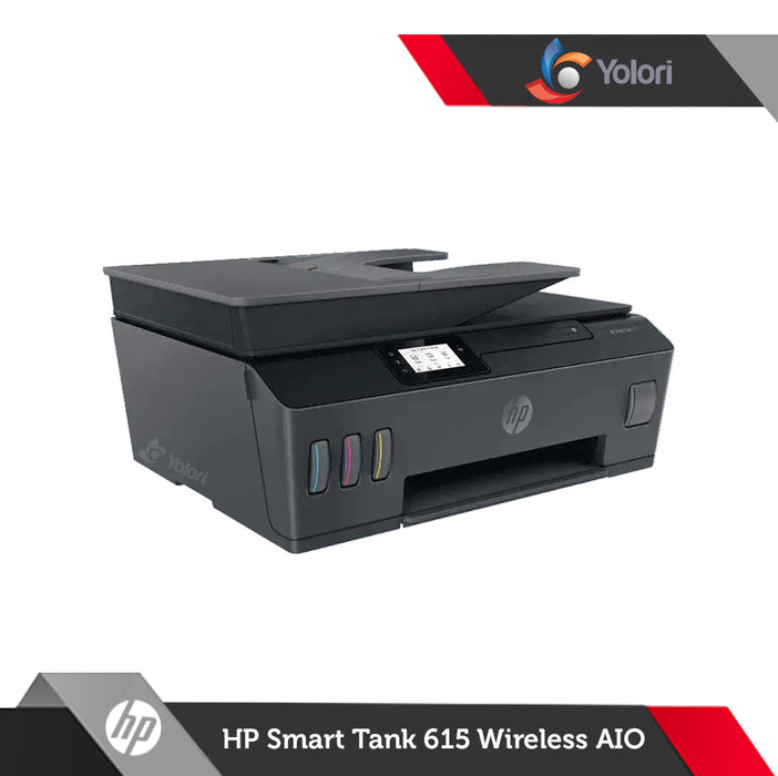 Jual HP Smart Tank 615 All In One